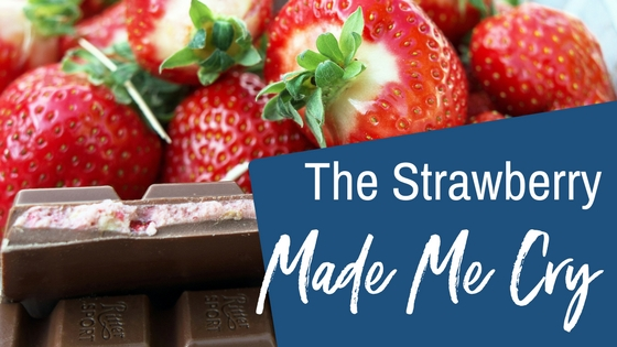 The strawberry made me cry - Empowerfit